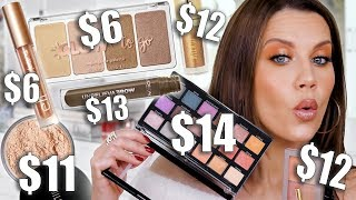 NEW DRUGSTORE MAKEUP ... What's Good and What Sucked?