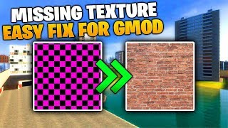 gmod fnaf map missing textures - TH-Clip