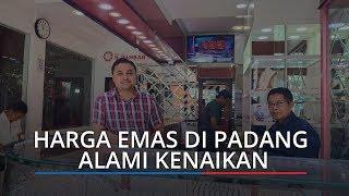Harga Emas di Padang Naik Jadi Rp 1,92 Juta per Emas, Pedagang: Gara-gara Rupiah Melemah