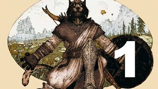 Skyrim/200 модов - Создание персонажа.