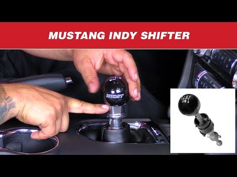 2015-19 Ford Mustang GT 5.0L - Hurst Indy Manual Shifter 3916036