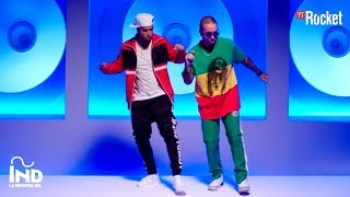 Nicky Jam x J. Balvin - X (EQUIS) | Video Oficial | Prod. Afro Bros & Jeon - Video Youtube