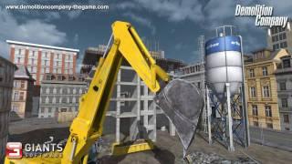 Simulátor stavby Demolice