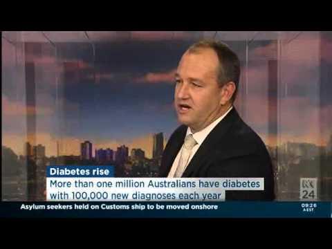 Análisis de la glucosa y la insulina como un pase