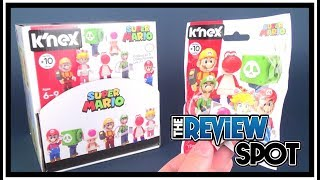 Collectible Spot | K'nex Super Mario Series 10 Blind Bags ENTIRE CASE OPENING!