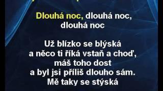 Helena Vondráčková - Dlouhá noc (karaoke z www.karaoke-zabava.cz)
