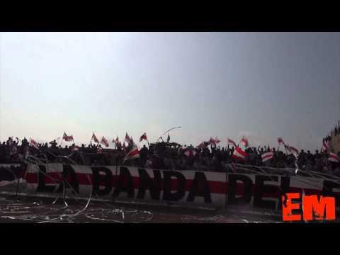 """Unión Huaral - Deportivo Municipal La Banda del Basurero en Huaral"" Barra: La Banda del Basurero • Club: Deportivo Municipal"
