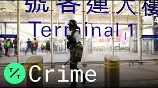 Hong Kong Police Arrest Airport Protesters, Warn of Life in Prison
