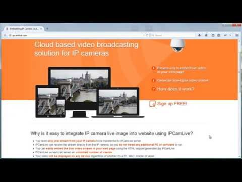 Download How To Embed Ip Camera Live Stream Into Web Page | Dangdut