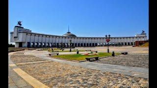 Музей Великой Отечественной войне -Выставка