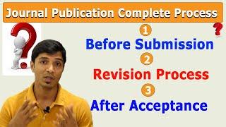 A Complete Research Paper Journal Publication Process