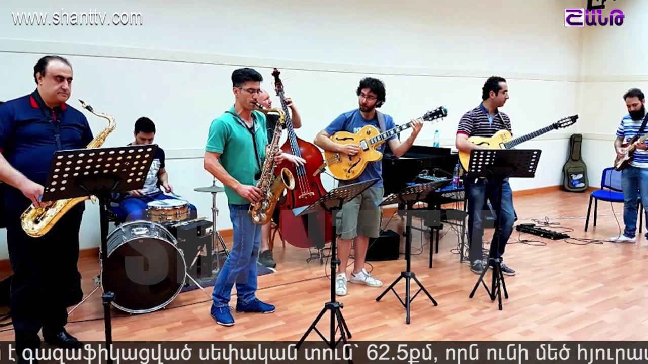 Աշխարհի հայերը/Ashxarhi Hayer-Arthur Satyan 05.02.2017