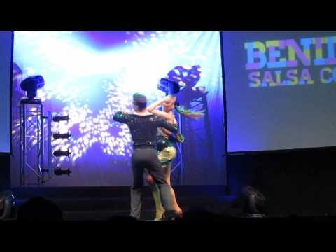 Diego & Lorena Benidorm Salsa Congress
