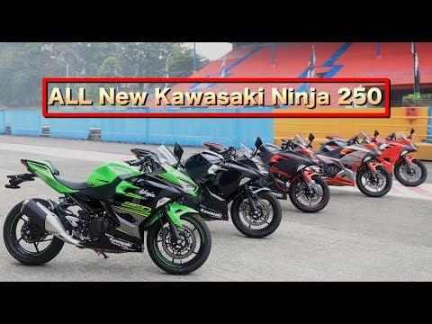 Jajal All New Kawasaki Ninja 250 di Sentul, Bagaimana Rasanya? I Oto.Com
