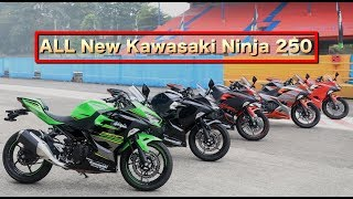 Kawasaki Ninja 250 2019 Price Spec Reviews Promo For May 2019