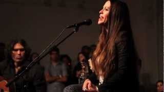 Alanis Morissette's Live Performance and Listening Party