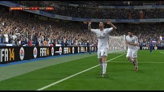 PlayStation 4 | EL CLÁSICO | Real Madrid - Barcelona | FIFA 14 | DjMaRiiO