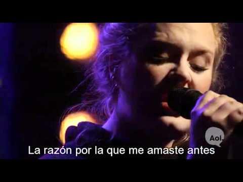 Adele - Don't you remember [Subtitulado al Español]