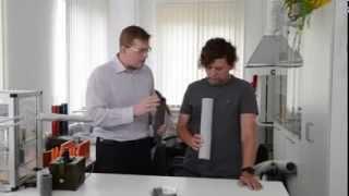 Теплофлекс - утеплитель для труб д.25 от компании ЭКО-ДОМ - видео