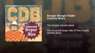 Boogie Woogie Fiddle Country Blues