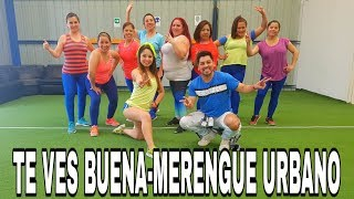 Te Ves Buena / ZUMBA / Merengue Urbano By MD TWINS