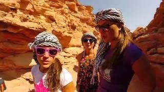 Египет день 9 | Джип сафари. Цветной каньон. Голубая дыра Дахаб