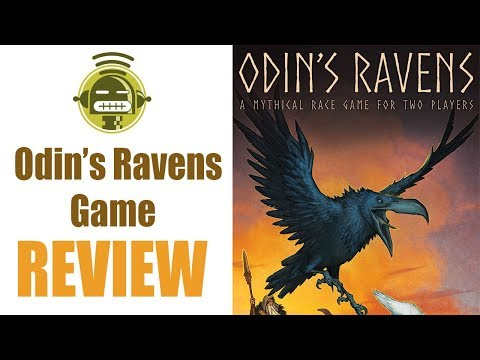 Odin's Ravens - game review by Demented Robot