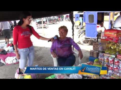 MARTES DE VENTA EN CAYALTÍ