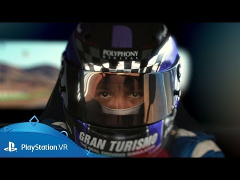 Gran Turismo Sport   Drive Like Never Before   PlayStation VR