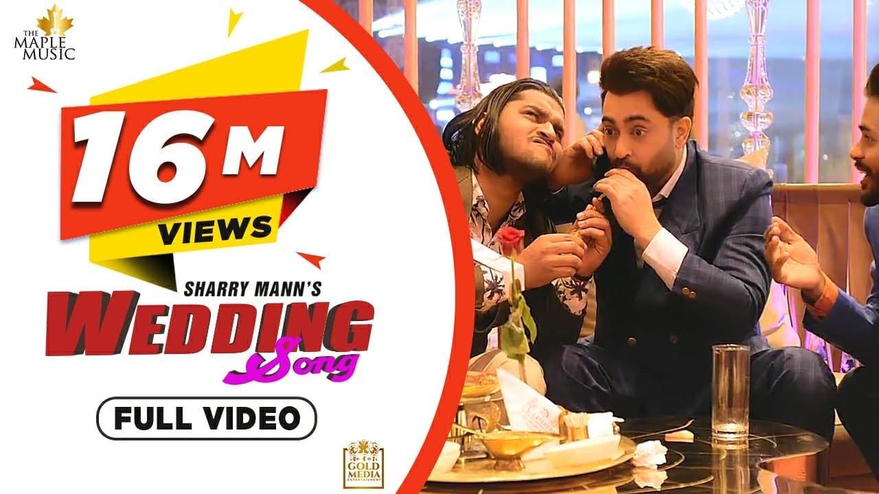 Lyrics of Wedding Song by Sharry Mann | Latest Punjabi Songs 2020 |