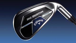 Big Bertha B21 Iron Set w/ Steel Shafts-video