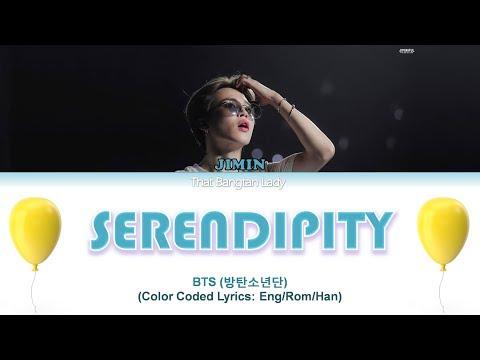 Bts Jimin Serendipity Lyrics English