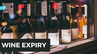 When does wine expire?   Doctor McTavish