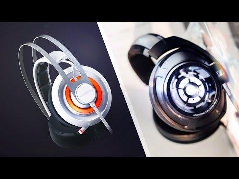 Gaming Headsets vs. RICHTIGE Kopfhörer!!