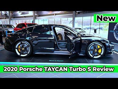 2020 Porsche TAYCAN Turbo S New Review Interior Exterior