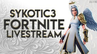 Sykotic3's Fortnite Livestream, Sad Day with Syk
