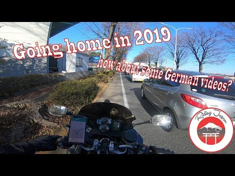 #207 update for 2019, going to Germany and Happy New Year