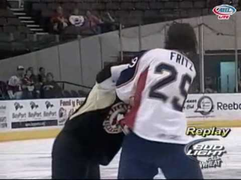 Mitch Fritz vs. Jesse Boulerice