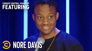 Nobody Should Have to Take Math - Nore Davis - Stand-Up Featuring