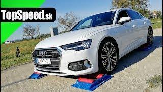 Audi A6 3.0 TDI quattro 4x4 intelligence test - TopSpeed.sk