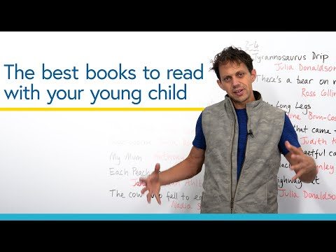 The BEST books to read with your kids (ages 0–7)