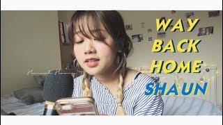 (SHAUN 숀) WAY BACK HOME - Vietnamese cover  Hannah Hoang (Lời Việt: Huy Vạc)
