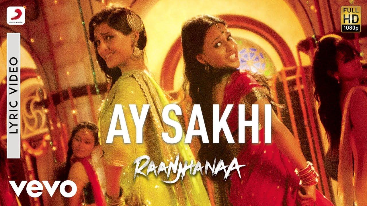 Ay Sakhi Hindi lyrics