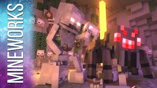 "♫ ""Minecraftable"" - Minecraft Parody Song of Maroon 5 ""Animals"""