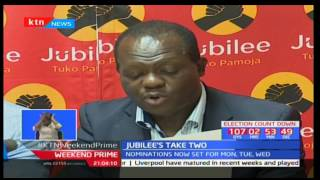 Mohammed Ali clashes with rival aspirant Said Abdalla in Nyali: KTN Prime pt 1