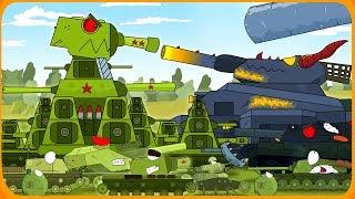 Финальная атака Мультики про танки