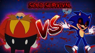Sonic.exe: The Spirits Of Hell | Eggman [SOLO SURVIVAL]