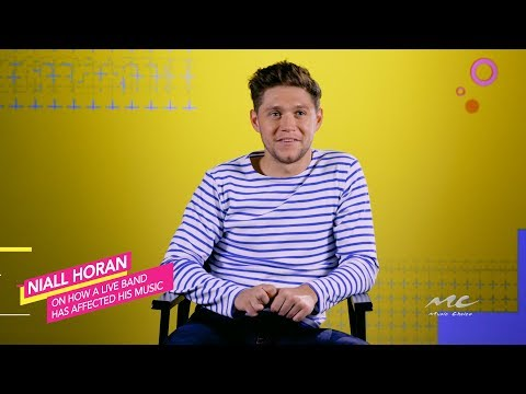 Niall Horan On Playing With Live Band