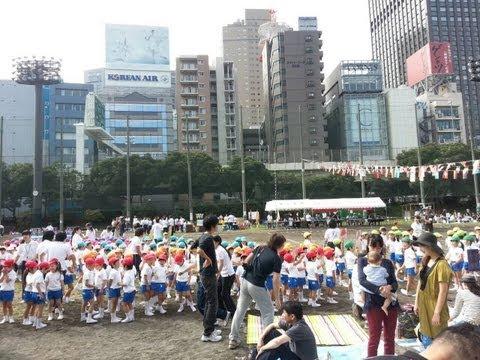 聖徳三田幼稚園運動会