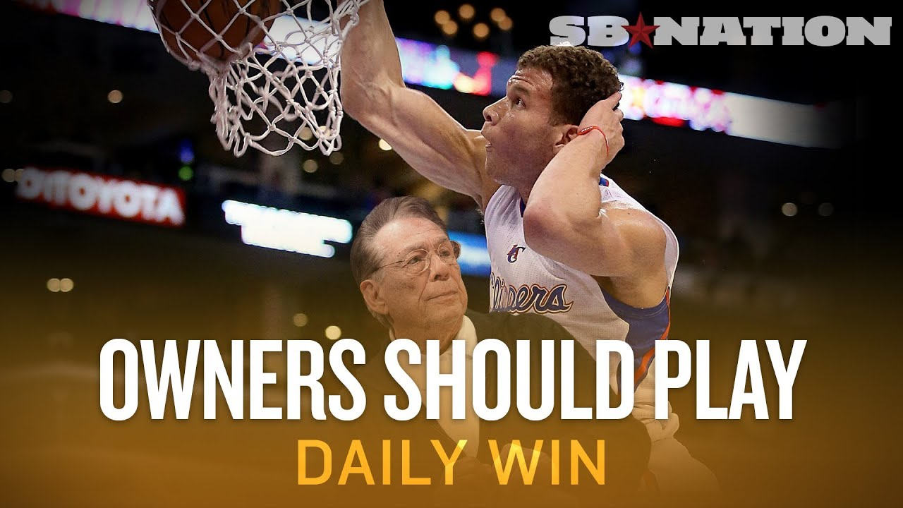 Sports owners who should step on the field - The Daily Win thumbnail